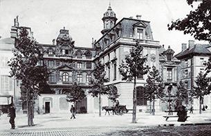 Achat de l'hôtel Fieubet, à l'abandon depuis 15 ans, pour y déménager l'école Massillon