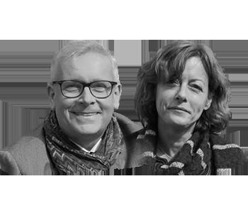 Sandrine Gasquet et Thierry Michon, directeurs de l'écoles Massillon