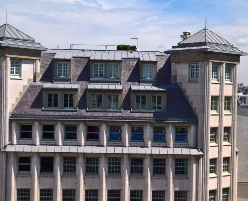Remplacement des fenêtre du bâtiment Gratry